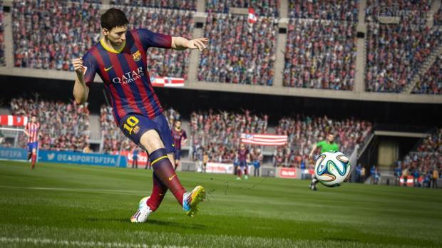 FIFA 15 : Le mode Club Pro passe à la trappe sur 360 et PS3