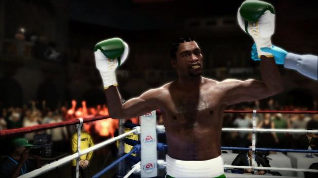 Résultats du concours Fight Night Champion