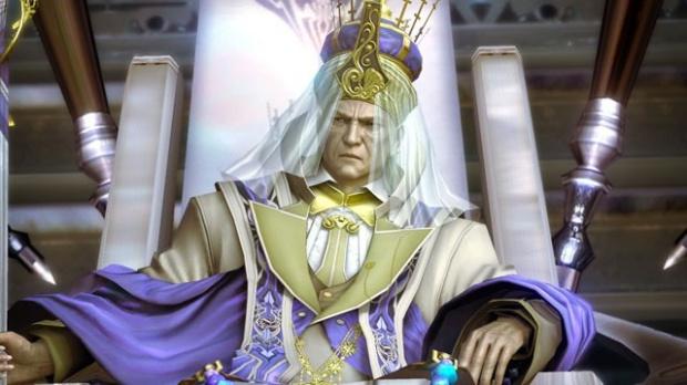 Première note pour Final Fantasy XIII