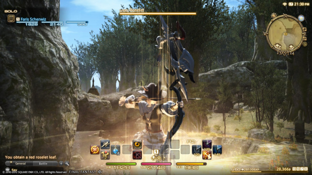 Final Fantasy 14 : A Realm Reborn en retard