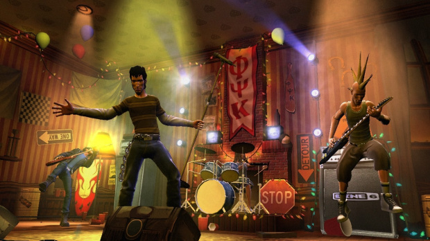 Guitar Hero World Tour : Des packs Acoustique, Wings, et Bob Seger
