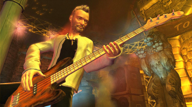 Sting dans Guitar Hero World Tour