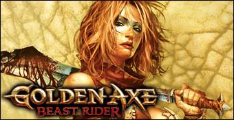 Golden Axe Beast Rider