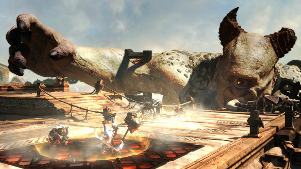 God of War - Ascension : Les inscriptions à la bêta sont ouvertes !