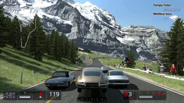 Gran turismo 6 sur ps4 actualit s - Ma playstation 3 ne lit plus les jeux ...