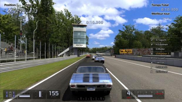 Les prochains patchs pour Gran Turismo 5