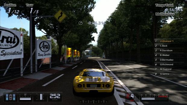L'update 2.0 de Gran Turismo 5 est de sortie