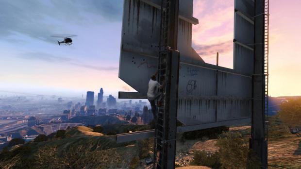 Deux images de GTA 5