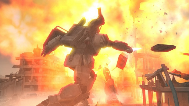 Images : Mobile Suit Gundam : Target In Sight
