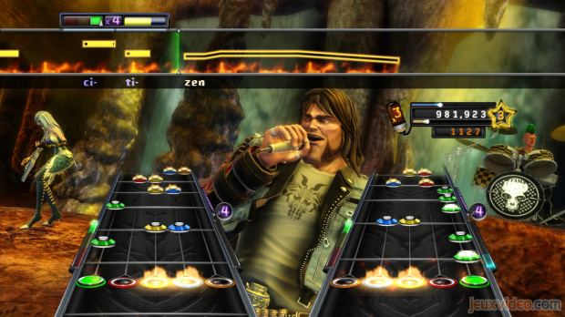 Soundgarden fait son come-back dans Guitar Hero