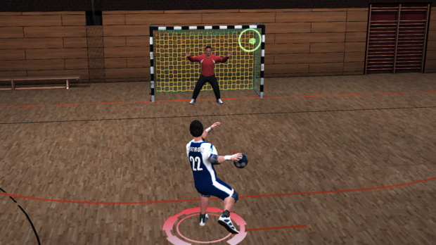 enfin un jeu de handball sur pc et consoles actualit s. Black Bedroom Furniture Sets. Home Design Ideas