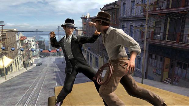 GDC 08 : Le nouveau jeu Indiana Jones pas avant 2009