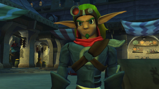 The Jak and Daxter Trilogy aussi sur Vita ?