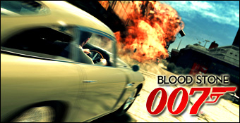 James Bond 007 : Blood Stone