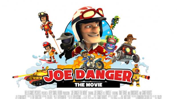 Joe Danger : Le Film !