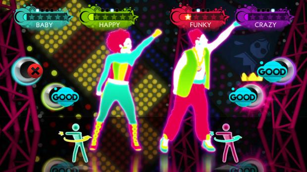 Quelques titres pour Just Dance 3