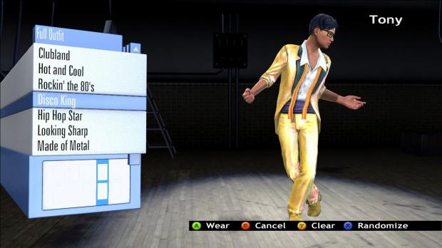 Les Jackson 5 dans Karaoke Revolution