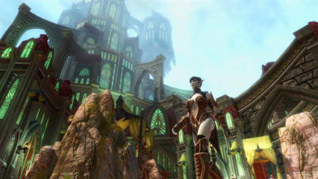 GC 2011 : Une date pour Kingdoms of Amalur - Reckoning