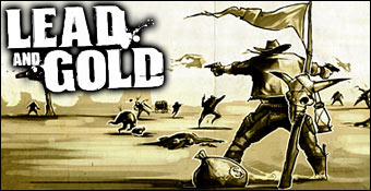 Lead & Gold : Gangs of the Wild West