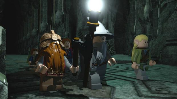 LEGO Le Seigneur des Anneaux annoncé