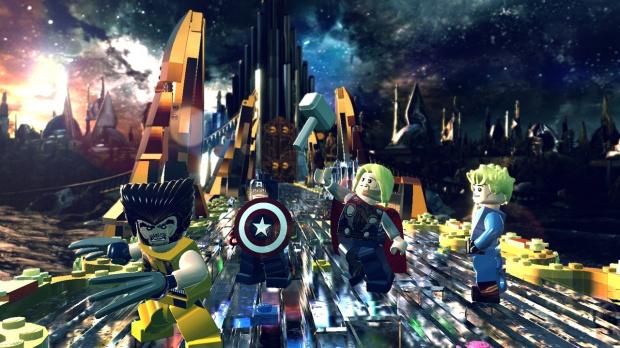 E3 2013: LEGO Marvel Super Heroes confirmé sur next-gen