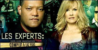 Les Experts : Complot à Las Vegas