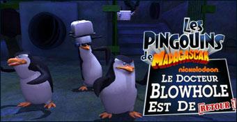 Les Pingouins de Madagascar: Le Docteur Blowhole est de Retour