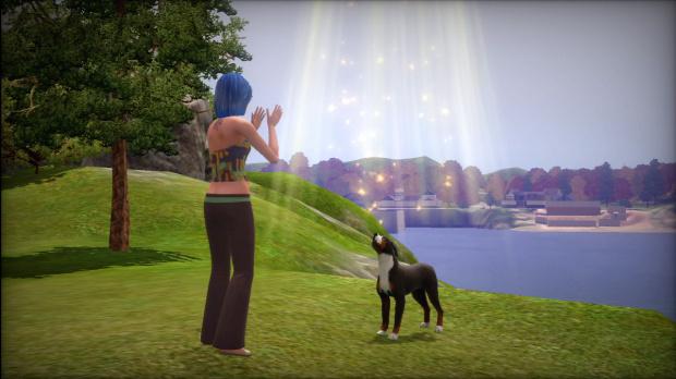 Le karma revient dans Les Sims 3 : Animaux et Compagnie