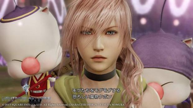 Lightning Returns : Les voix japonaises en DLC
