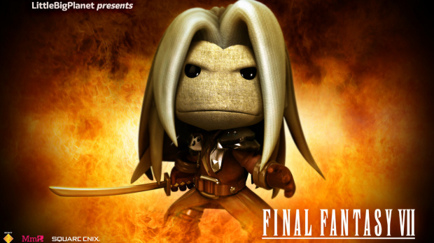 Sephiroth (FFVII) enfin de retour...