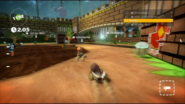 Concours LittleBigPlanet Karting