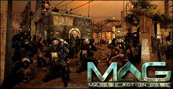 MAG : Massive Action Game - E3 2009