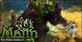 Majin and the Forsaken Kingdom - E3 2010