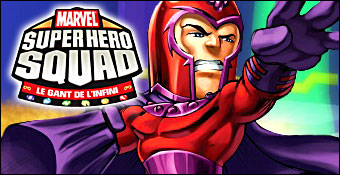 Marvel Super Hero Squad : Le Gantelet de l'Infini