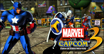 Marvel vs Capcom 3 : Fate of Two Worlds