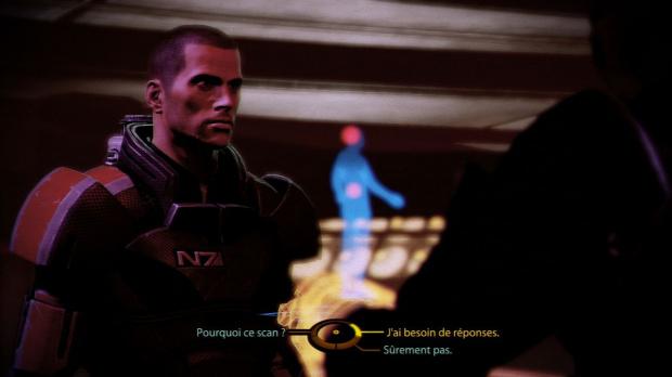 Un patch pour Mass Effect 2 sur PS3