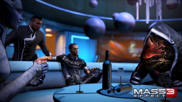 La B.O. de Mass Effect 3: Citadelle offerte