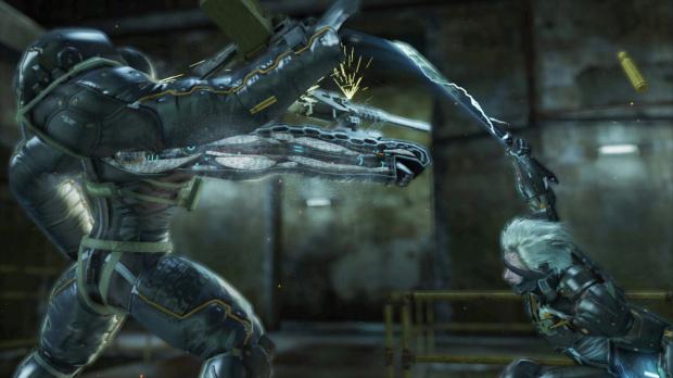 TGS 2010 : Images de Metal Gear Solid - Rising