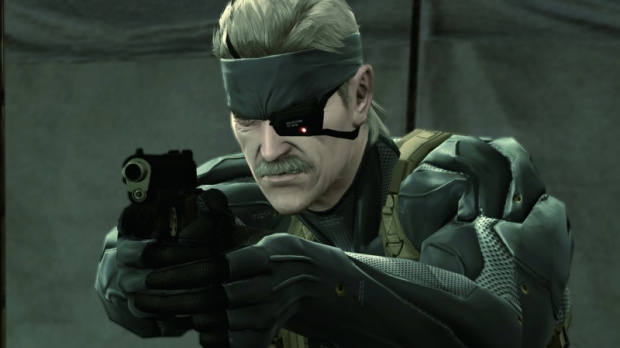 Sony prépare un pack PS3/MGS 4