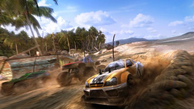 MotorStorm se fait teaser sur PS4