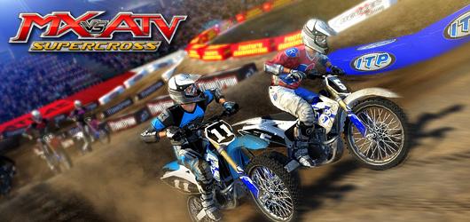 MX vs ATV : Supercross