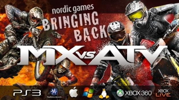 Un nouveau MX vs ATV annoncé
