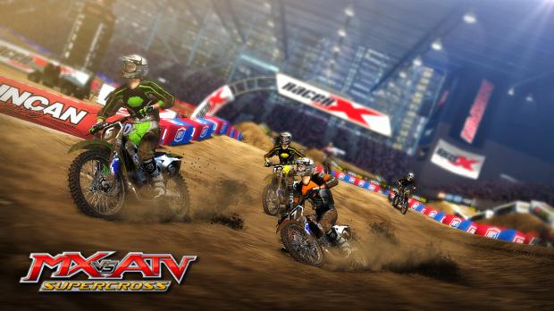 MX vs. ATV : Supercross repoussé au 28 octobre