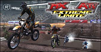 MX vs ATV : Extreme Limite