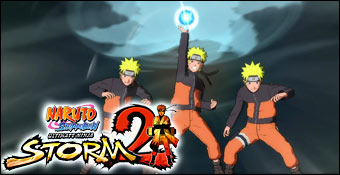 Naruto Shippuden : Ultimate Ninja Storm 2 - E3 2010