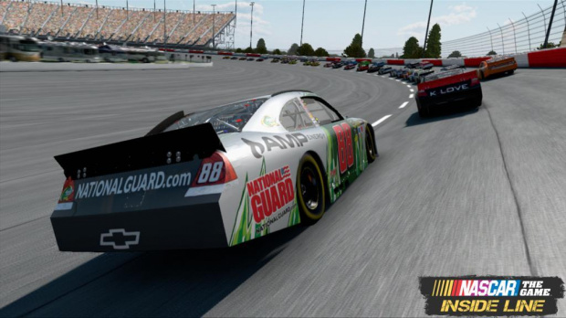Images de NASCAR The Game : Inside Line