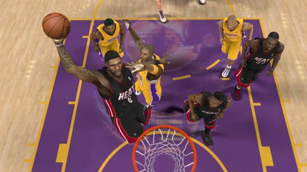 Une date et des bonus pour NBA 2K13, aussi sur Wii U !