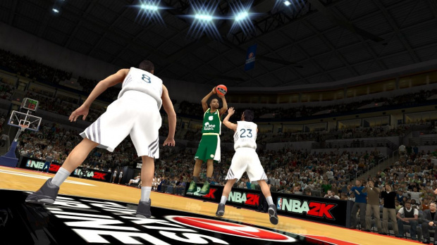 NBA 2K14 : Des images de LeBron James