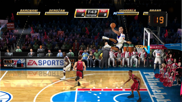 NBA Jam sortira sur disque sur PS3 et Xbox 360