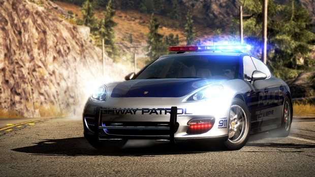 Need for Speed Hot Pursuit : la liste des voitures
